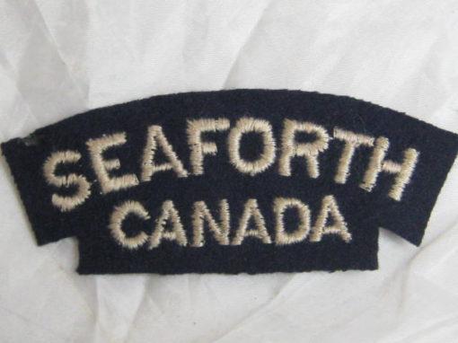 seaforth canada