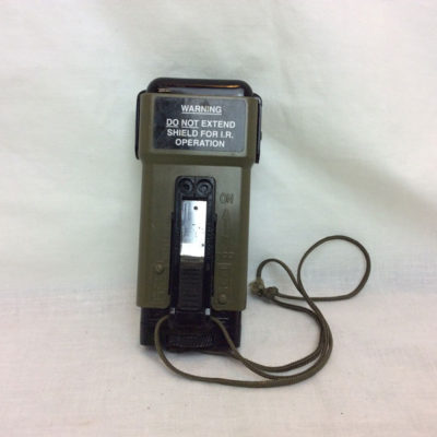 Military infra red ACR Firefly Strobe distress beacon - working