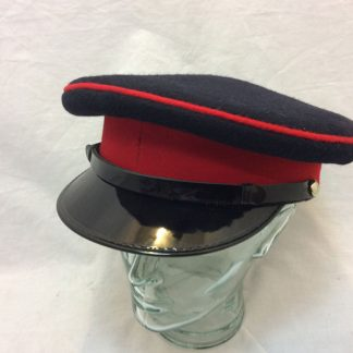 British Army Officer peaked cap