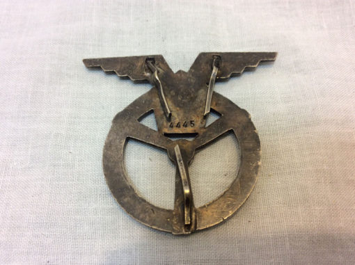 Czechoslovak Air Force ground mechanic badge