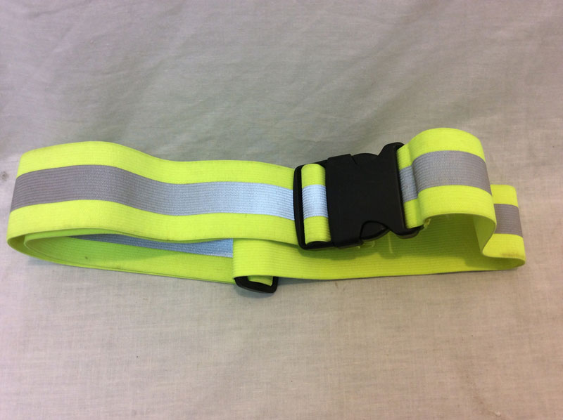 Hi-viz adjustable belt