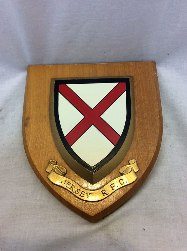 Jersey R.F.C. Plaques