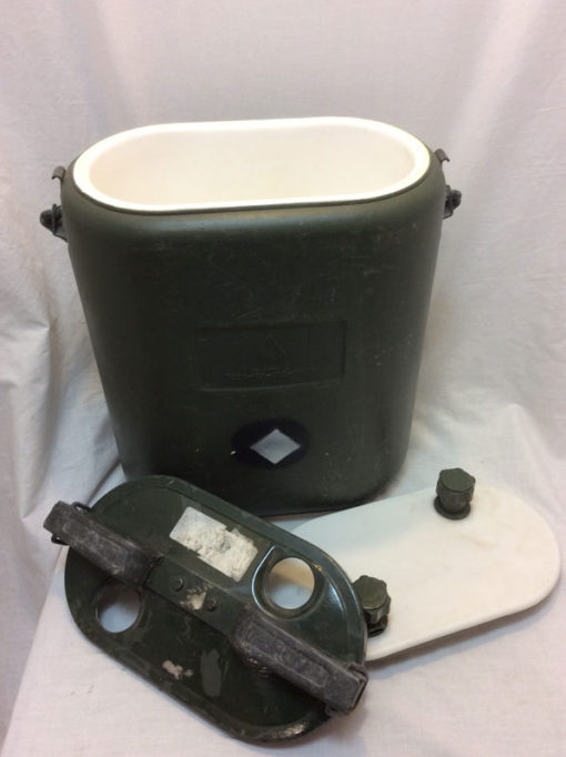 Norwegian hot/cold food container military insulated