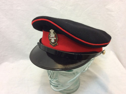 Prince of Wales Regiment Officers Cap