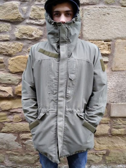 Austrian Military Goretex Jacket