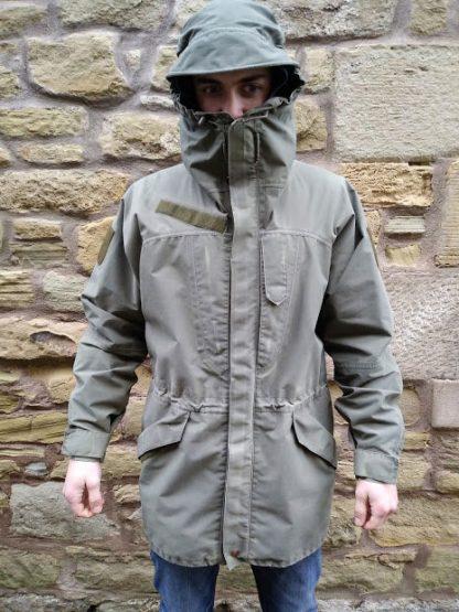 Austrian Military Goretex Jacket
