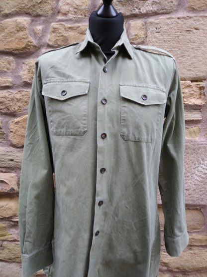British Army General Service Shirt