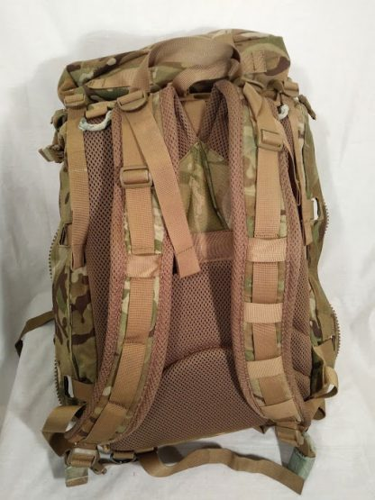 British Army MTP Camo 45 litre Infantry Bergen Patrol Sack (2)