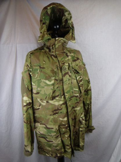 British Army MTP Windproof Jacket