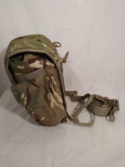 British Army MTP field pack respirator bag