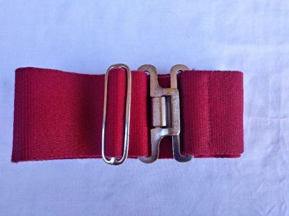 British Army Stable belt
