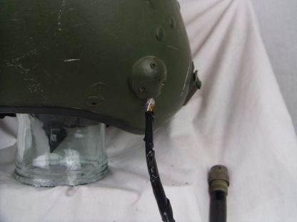 British Army Tank Helmet
