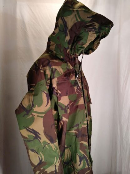 British Army Woodland Goretex Jacket