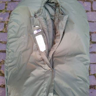 British Army sleeping bag 4 season modular sleep system
