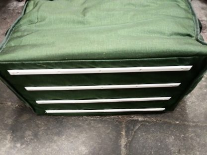 British Military Issue heavy duty large thermal insulated field holdall