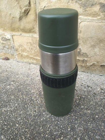 Flask Thermos Dutch Military issue