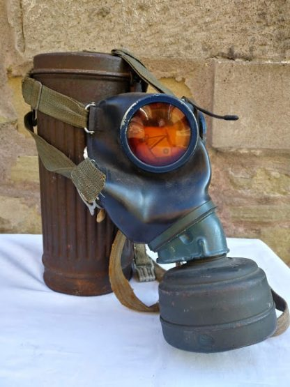 German Field Gas Mask