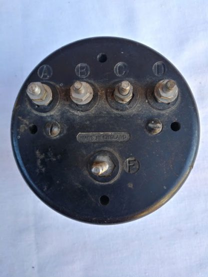 RAF Air Ministry Left & Right Beam Dial 1940's