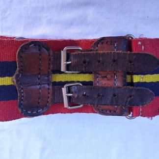 Royal Regiment of Artillery Stable belt