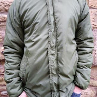 Army surplus softie jacket