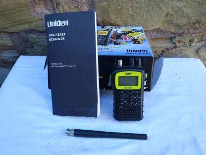 Uniden-Bearcat UBC72XLT