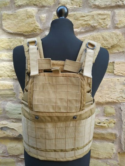 Warrior Assault system chest rig