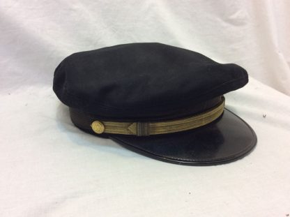 ALL-BILT UNIFORM NY CITY U.S.N. 1940'S Crusher cap