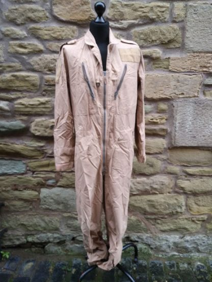 Aircrew Coverall Sand coloured