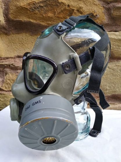 American Gas Mask WW2