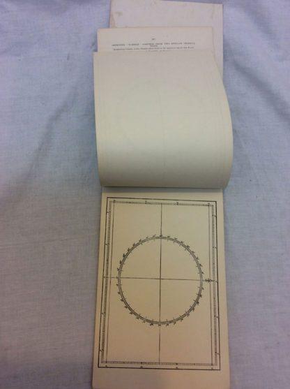Blank SUMNER PLANE CHARTS 1909