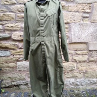 British Army Issue Olive Green Coverall