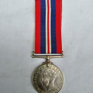 British War Medal 1939 - 45