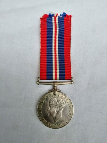 British War Medal 1939 - 45