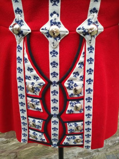 Coldstream Guard Drummers Tunic Genuine Military