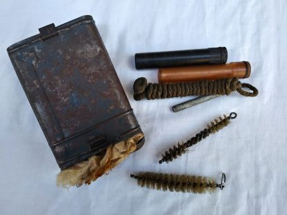 German Mauser K98 Rifle Cleaning Kit