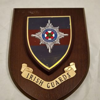 Irish Guards Regimental Mess Plaque
