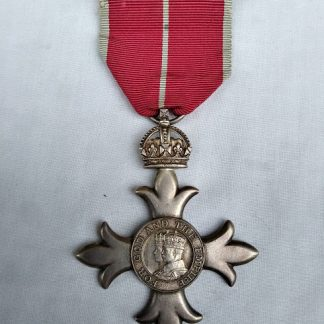 MBE Military 2nd Type