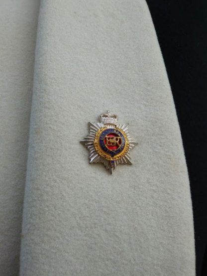 Mess Dress for Major of Royal Corps of Transport