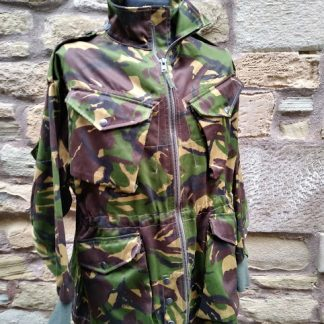 Woodland windproof smock
