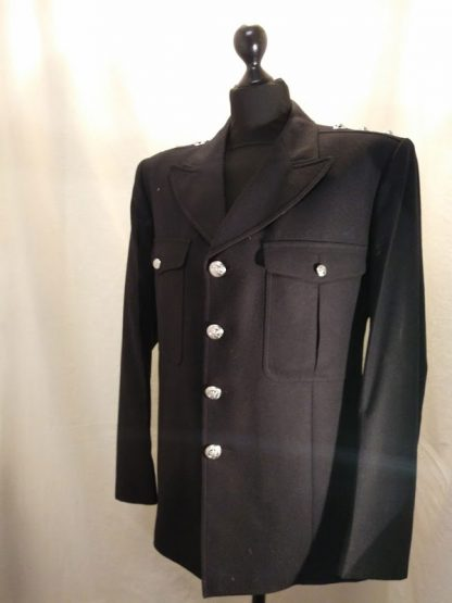 Police officer jacket Metropolitan