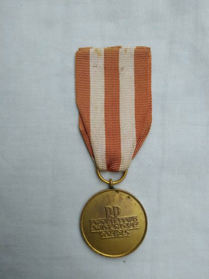 Polish WW2 Medal