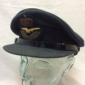 RAF Officers Hat inc Bullion badge