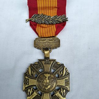 Republic of Vietnam Gallantry Cross medal with palm