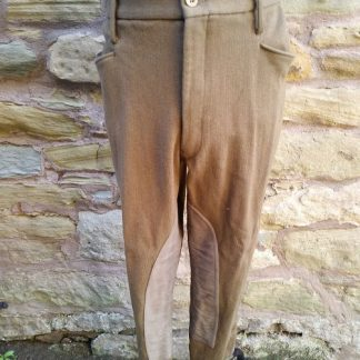 Riding Breeches from British Army Mounted Regiments Cavalry