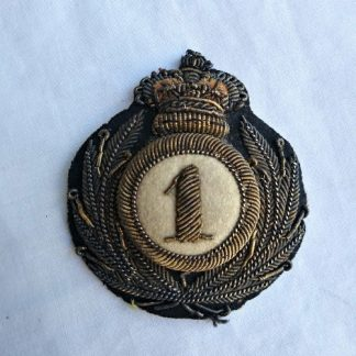 Royal Archers Fabric Badge