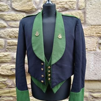 Royal Army Dental Corps Mess Dress Jacket & waist coat