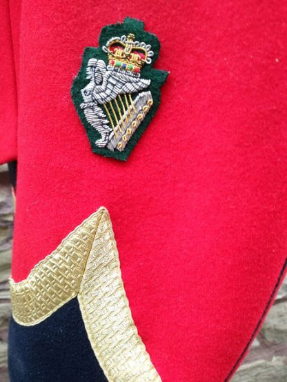 Royal Lancers Mess Dress Jacket British Army - large size