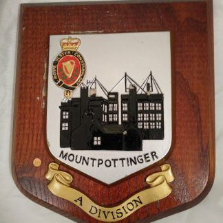 Royal Ulster Constabluary Brigade Regiment Wall Mess Plaque