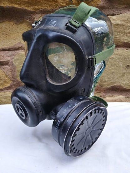 S6 British Army issue respirator