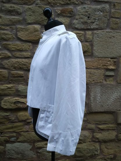 Scottish Doublet Genuine Royal Regiment of Scotland White light weight unlined